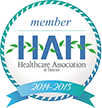 Hawaii Healthcare Association membership for Hale Ola Kino
