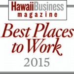 Best Place to Work 2015
